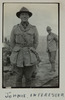 Gillett, Lawrence Henry, photographer (1914-1918). Johnie Interested. Possibly John Peake who was promoted at the same time as Gillett. Gillett Album. Auckland War Memorial Museum - Tāmaki Paenga Hira PH-ALB-118p10-3. Image has no known copyright restrictions.