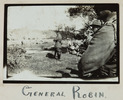 Gillett, Lawrence Henry, photographer (1914-1918). General Robin. Gillett Album. Auckland War Memorial Museum - Tāmaki Paenga Hira PH-ALB-118p3-2. Image has no known copyright restrictions.