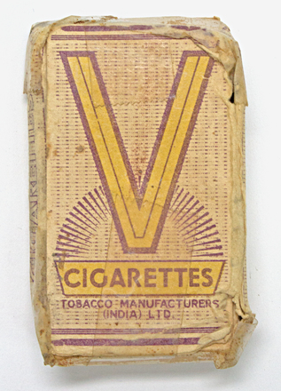 packet, cigarette