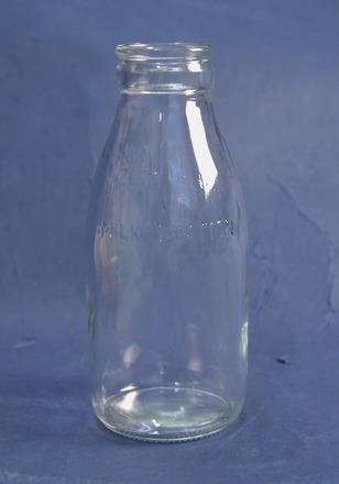milk or cream bottle [1999.169.8]