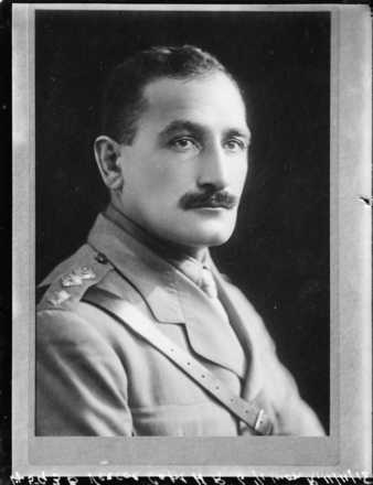Captain H R Vercoe. S P Andrew Ltd :Portrait negatives. Ref: 1/1-015313-G. Alexander Turnbull Library, Wellington, New Zealand. http://natlib.govt.nz/records/22682314. Image has no known copyright restrictions.