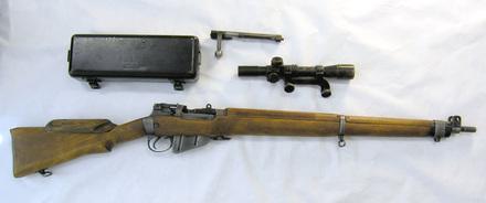 rifle, bolt action W1798.1