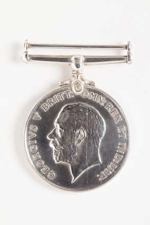 medal, campaign, W1341.2, W0300, Spink: 144, Photographed by Dani Lucas , digital, 14 Oct 2016, © Auckland Museum CC BY