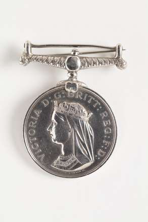 medal, campaign, 1945.62, N0941, W1028.5, Photographed by Dani Lucas , digital, 18 Oct 2016, © Auckland Museum CC BY
