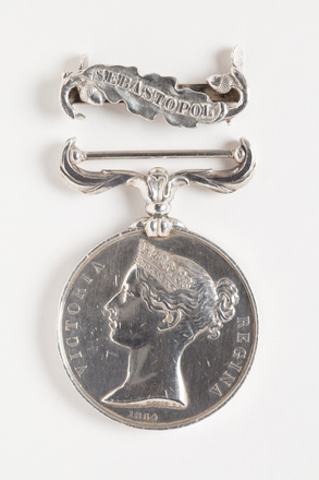 medal, campaign, 1961.123, N1058, W1661.2, N1809, Spink: 91, Photographed by Dani Lucas , digital, 25 Oct 2016, © Auckland Museum CC BY