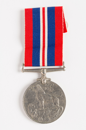 medal, campaign, 1979.227, N1636, Photographed by Dani Lucas, digital, 20 Sep 2016, © Auckland Museum CC BY