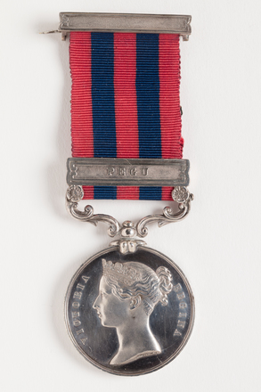 medal, campaign, 1962.57, N1142, S089, Photographed by Dani Lucas , digital, 27 Oct 2016, © Auckland Museum CC BY