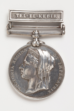 medal, campaign, 1936.31, N1085, W0941.16, S106, Photographed by Dani Lucas , digital, 27 Oct 2016, © Auckland Museum CC BY