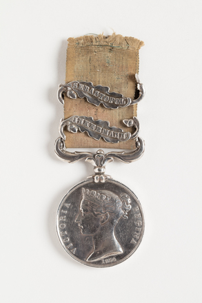 medal, campaign, N1265, S091, Photographed by Dani Lucas , digital, 02 Nov 2016, © Auckland Museum CC BY