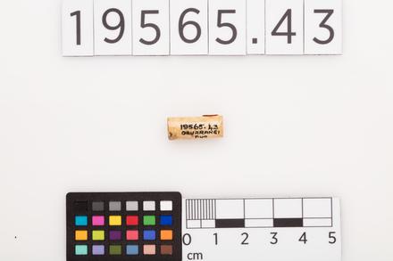 poro, 1933.379, 19565.43, Photographed by: Rachel Alford-Evans, photographer, digital, 02 Nov 2016, © Auckland Museum CC BY