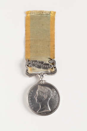 medal, campaign, N1298, S091, Photographed by Dani Lucas (Auckland City), digital, 07 Nov 2016, © Auckland Museum CC BY