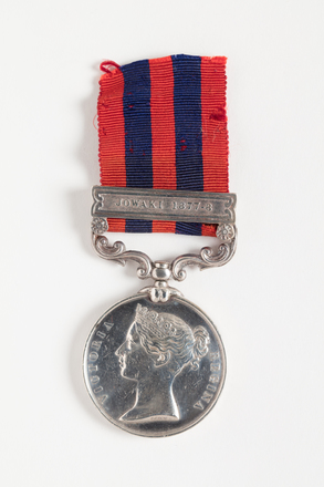 medal, campaign, N1346, S089, Photographed by Dani Lucas , digital, 10 Nov 2016, © Auckland Museum CC BY