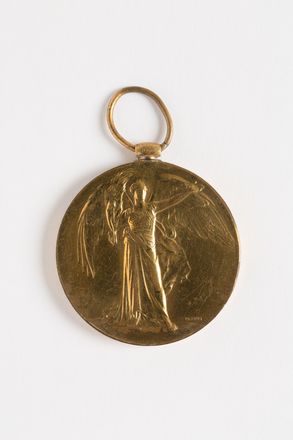 medal, campaign, 1938.153, N1397, W0890.2, Spink: 146, Photographed by Dani Lucas , digital, 25 Nov 2016, © Auckland Museum CC BY