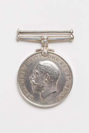 medal, campaign, 1931.34, N1370, W0514, Photographed by Dani Lucas , digital, 25 Nov 2016, © Auckland Museum CC BY