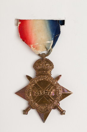 medal, campaign, N1536, Photographed by: Rohan Mills, photographer, digital, 23 Dec 2016, © Auckland Museum CC BY