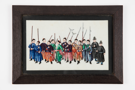 painting, 1938.213, 24259, Photographed by Richard NG, digital, 29 Dec 2016, © Auckland Museum CC BY