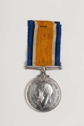 medal, campaign, N1542, Photographed by: Rohan Mills, photographer, digital, 29 Dec 2016, © Auckland Museum CC BY