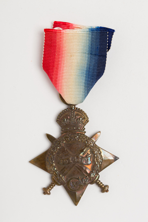 medal, campaign, N1577.1, Photographed by: Rohan Mills, photographer, digital, 30 Dec 2016, © Auckland Museum CC BY
