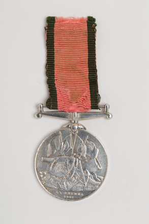 medal, campaign, 1978.85, N1593, s092, Photographed by: Rohan Mills, photographer, digital, 04 Jan 2017, © Auckland Museum CC BY
