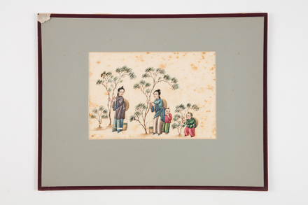 painting, 1964.40, 37473.4, Photographed by Richard NG, digital, 05 Jan 2017, © Auckland Museum CC BY