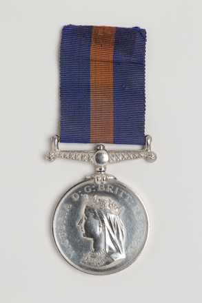 medal, campaign, N1675, Photographed by: Rohan Mills, photographer, digital, 09 Jan 2017, © Auckland Museum CC BY