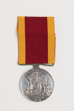 medal, campaign, 1930.1, N1724, S083, Photographed by: Rohan Mills, photographer, digital, 12 Jan 2017, © Auckland Museum CC BY