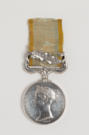 medal, campaign, 1978.85, N1592, S091, Photographed by: Rohan Mills, photographer, digital, 12 Jan 2017, © Auckland Museum CC BY