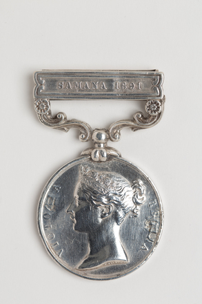 medal, campaign, N1742, S089, Photographed by: Rohan Mills, photographer, digital, 13 Jan 2017, © Auckland Museum CC BY