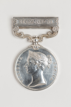 medal, campaign, N1745, S089, Photographed by: Rohan Mills, photographer, digital, 13 Jan 2017, © Auckland Museum CC BY