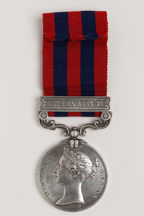 medal, campaign, N1748, S089, Photographed by: Rohan Mills, photographer, digital, 13 Jan 2017, © Auckland Museum CC BY