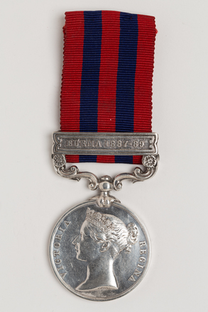 medal, campaign, N1746, S089, Photographed by: Rohan Mills, photographer, digital, 13 Jan 2017, © Auckland Museum CC BY