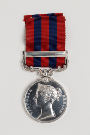 medal, campaign, N1741, S089, Photographed by: Rohan Mills, photographer, digital, 13 Jan 2017, © Auckland Museum CC BY