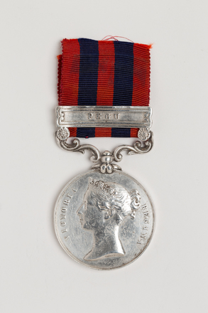 medal, campaign, N1744, Photographed by: Rohan Mills, photographer, digital, 13 Jan 2017, © Auckland Museum CC BY