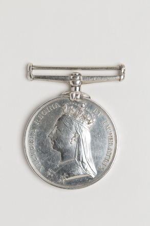 medal, campaign, N1776, S103, Photographed by: Rohan Mills, photographer, digital, 16 Jan 2017, © Auckland Museum CC BY