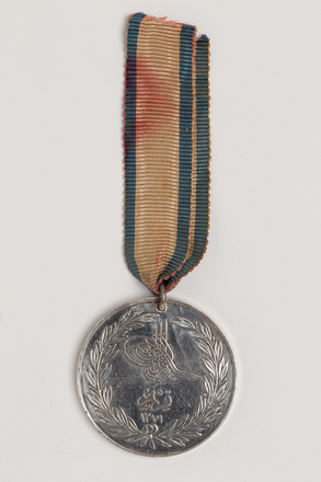medal, campaign, N1802, S092, Photographed by: Rohan Mills, photographer, digital, 18 Jan 2017, © Auckland Museum CC BY