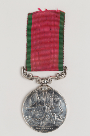 medal, campaign, N1803, S092, Photographed by: Rohan Mills, photographer, digital, 19 Jan 2017, © Auckland Museum CC BY