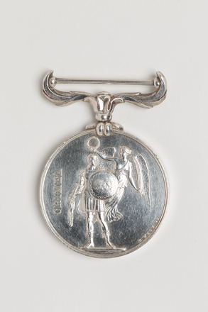 medal, campaign, N1806, Photographed by: Rohan Mills, photographer, digital, 19 Jan 2017, © Auckland Museum CC BY
