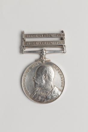 medal, campaign, N1871, Photographed by Ben Abdale-Weir, digital, 24 Jan 2017, © Auckland Museum CC BY