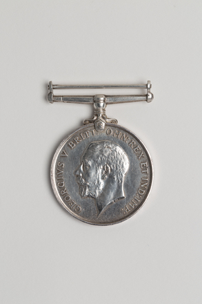 medal, campaign, N1875, Photographed by Ben Abdale-Weir, digital, 24 Jan 2017, © Auckland Museum CC BY