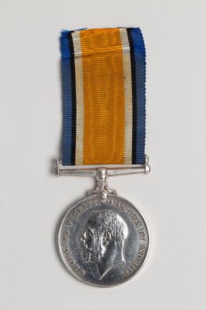 medal, campaign, N1888, Photographed by Ben Abdale-Weir, digital, 24 Jan 2017, © Auckland Museum CC BY