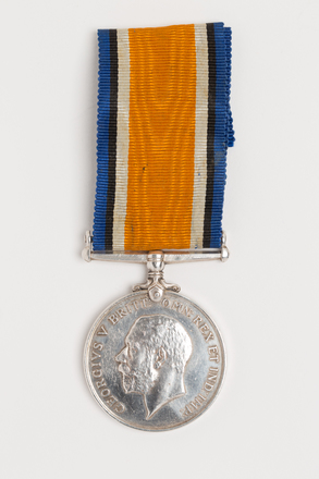 medal, campaign, N1900, Photographed by Rohan Mills, digital, 25 Jan 2017, © Auckland Museum CC BY