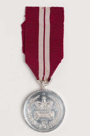 medal, long service, N1950, Photographed by Rohan Mills, 26 Jan 2017, © Auckland Museum CC BY