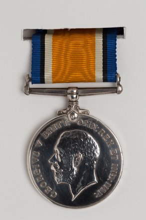 medal, campaign, 1985.142, N2670, Photographed by Ben Abdale-Weir, digital, 10 Feb 2017, © Auckland Museum CC BY