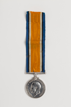 medal, campaign, 1989.45, N2847, Photographed by: Julia Scott, photographer, digital, 15 Feb 2017, © Auckland Museum CC BY