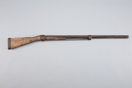 rifle, practise, A7079, Photographed by Richard NG, digital, 02 Mar 2017, © Auckland Museum CC BY