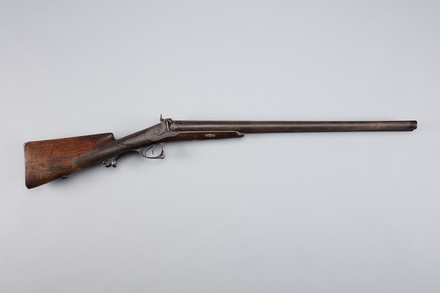 shotgun, W1922, Photographed by Richard NG, digital, 02 Mar 2017, © Auckland Museum CC BY