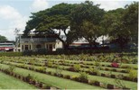 Image of Gravesite at Thailand-Burma Railway Centre Museum. Image may be subject to copyright