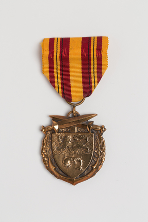 medal, commemorative, 1996.185.12, Photographed by Julia Scott, digital, 01 Mar 2017, © Auckland Museum CC BY