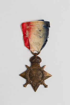 medal, campaign, 2014.21.36.1, Spink: 143, Photographed by Ben Abdale-Weir, digital, 10 Mar 2017, © Auckland Museum CC BY