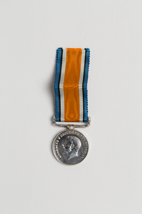 medal, campaign, 1986.107, N2733, Photographed by: Julia Scott, photographer, digital, 14 Mar 2017, © Auckland Museum CC BY